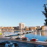 Puerto de Zadar Croacia