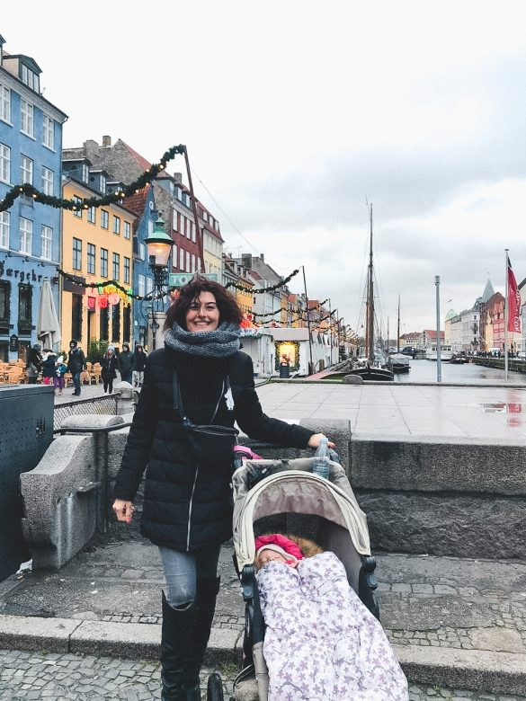 Un viaje de chicas a Copenhague