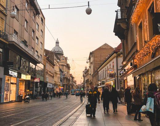 Zagreb - croacia